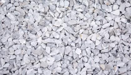 Marmor – Carrara weiß Splitt 22-30mm