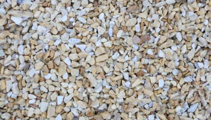 Marmor – Amarillo Splitt 6-12mm