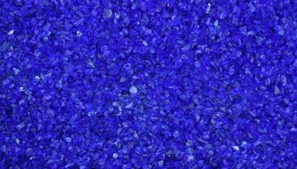 Glassplitt kobaltblau 5-10mm