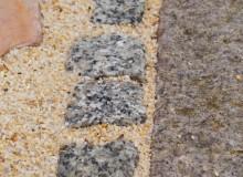 Pflaster - Granit Taurus, grau 4-6cm