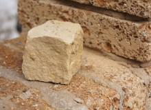 Pflaster - Meskalith, beige 4-6cm