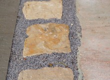 Pflaster - Meskalith, beige 8x10cm