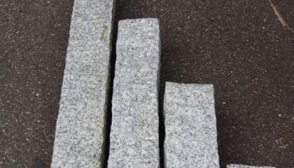 Palisaden – Granit grau