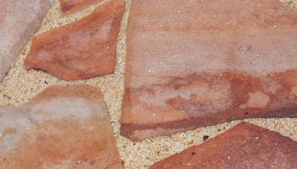 Polygonalplatten – Orient Quarzit