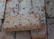 Mauersteine - Tuffstein 24x12x5,5cm
