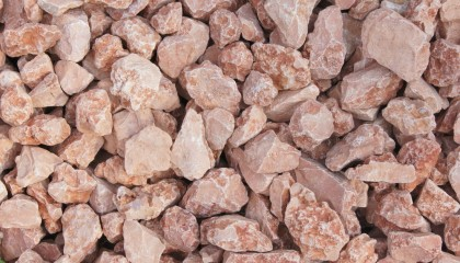 Marmor – Verona rot Splitt 30-50mm