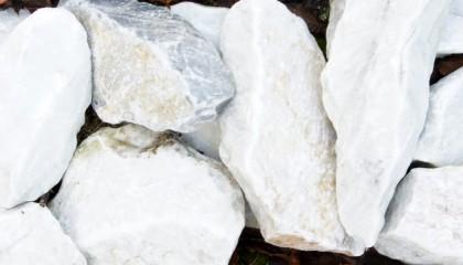 Grobschlag – Carrara weiß 80-120mm