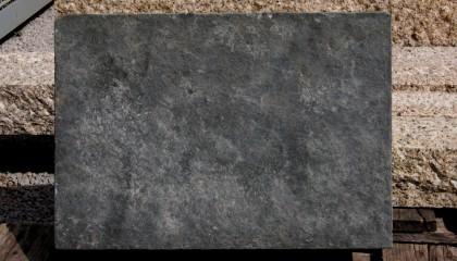 Blockstufen – Basalt schwarz