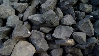 Grobschlag – Basalt schwarz 63-150mm
