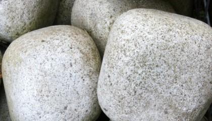 Ziersteine – Granit Kiesel 100-200mm