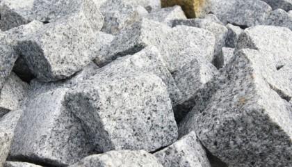 Pflastersteine – Granit Taurus 4x6cm