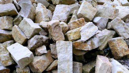 Mauersteine – Meskalith Trockenmauer