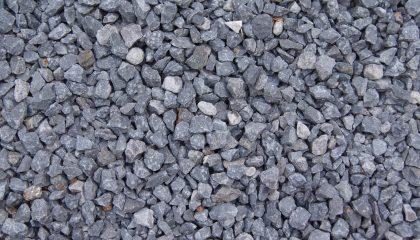 Basalt schwarz Splitt 8-16mm