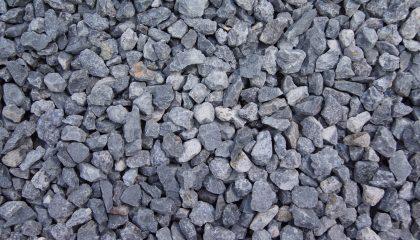 Basalt schwarz Splitt 16-22mm