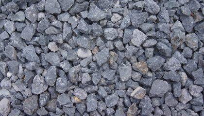Basalt schwarz Splitt 16-32mm