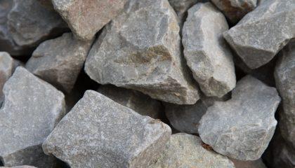 Grobschlag – Quarzit grau