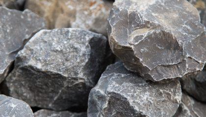 Grobschlag – Berg grau