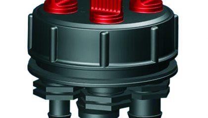 Wassertechnik – 3-Wege Wasserventil von Seliger