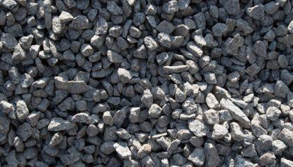 Granit – Granitsplitt weiss-grau 8-16mm