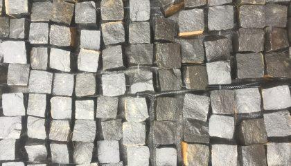 Pflasterstein – Basalt Montana 10x10x8cm