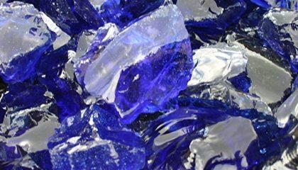 Grobschlag – Glasbrocken Blau