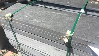 Natursteinplatten – Schiefer 100x30x3cm