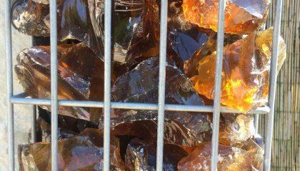 Grobschlag – Glasbrocken Bernstein