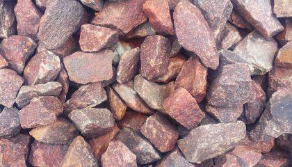 Quarz – Taunus rot 16 – 22mm